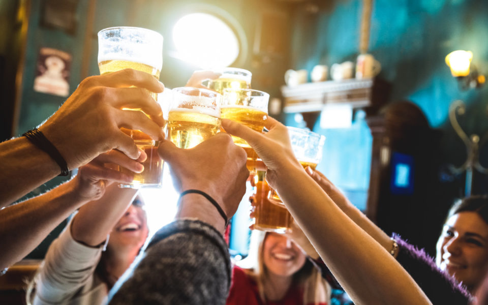 Beer Goggles: Most People Don't Know How Drunk They Really Are photo