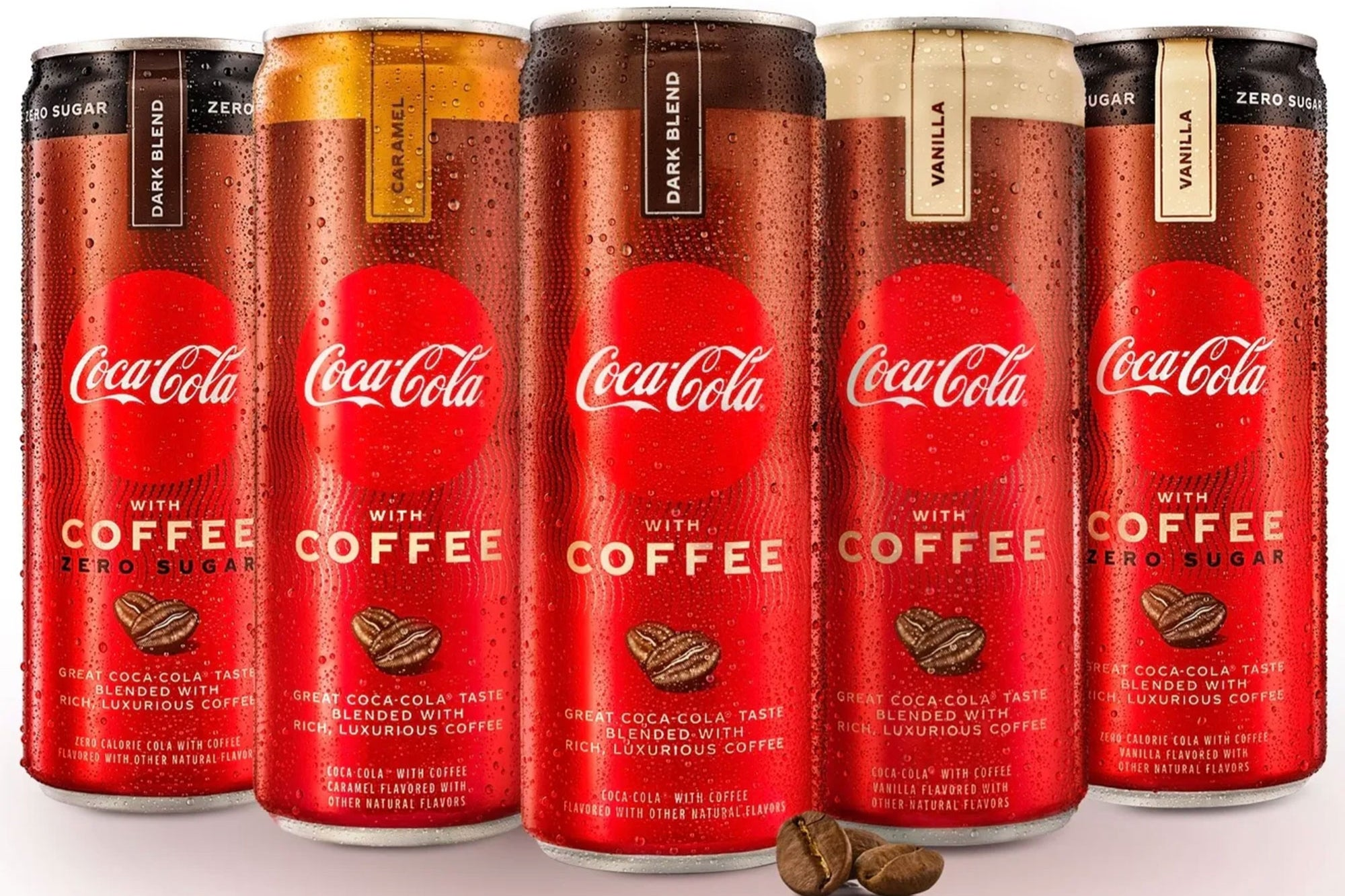 Coca-cola With Coffee Is Now Available In The U.s. photo