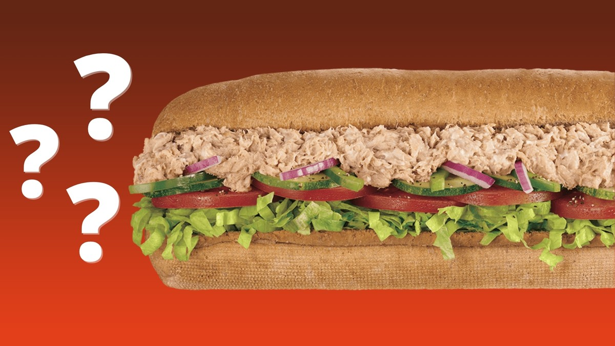 What's Actually Going On With This Subway Tuna Situation? photo