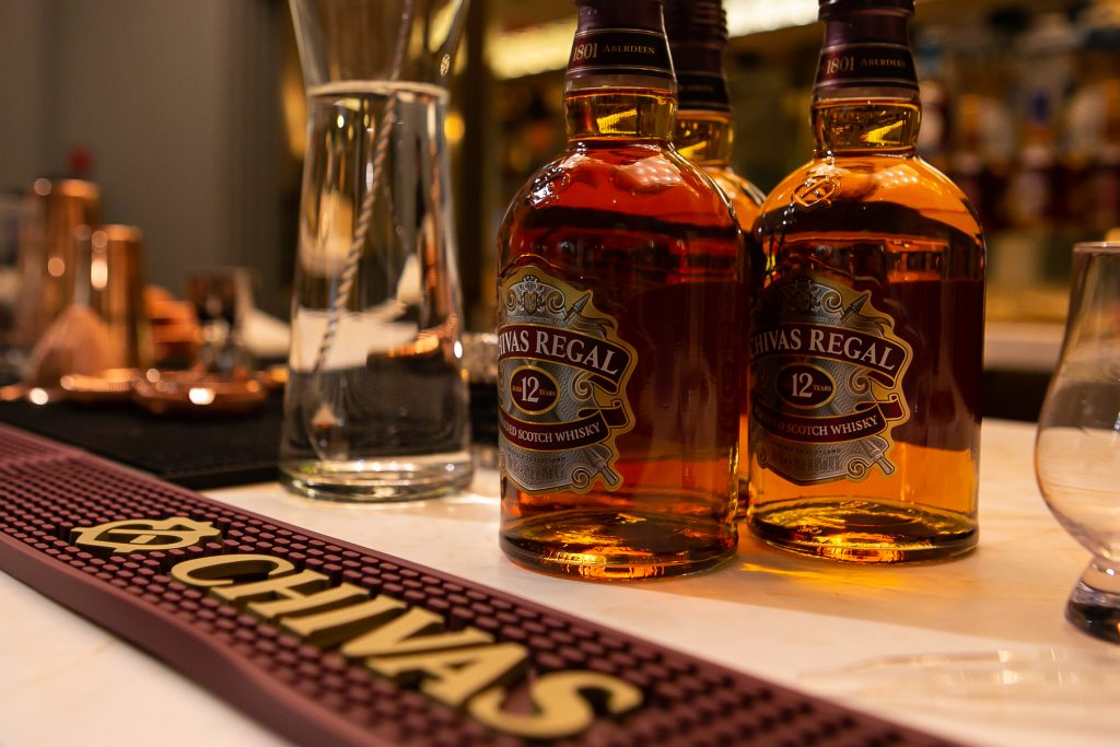 Chivas Regal Presents Two Simple Cocktails To Make At Home photo