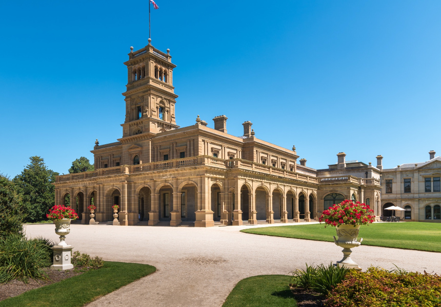 Five Reasons To Visit Werribee Park This Summer photo