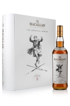Edrington's The Macallan Folio 6 Single Malt Scotch photo