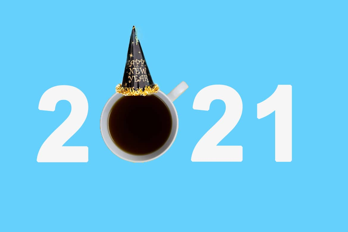 For Your New Year's Resolution, Quit Anything But Coffee photo