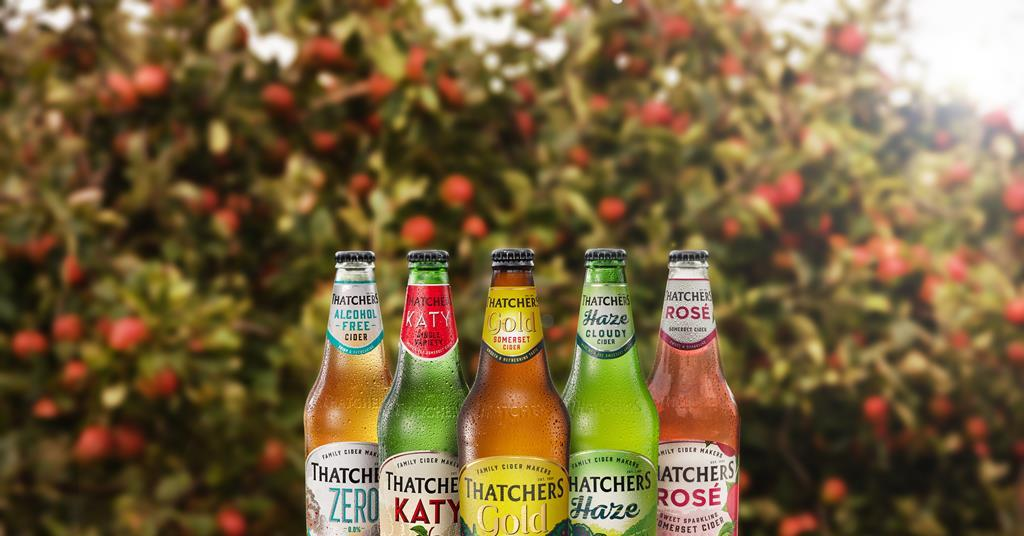 Brand Success Stories: Thatchers Cider photo