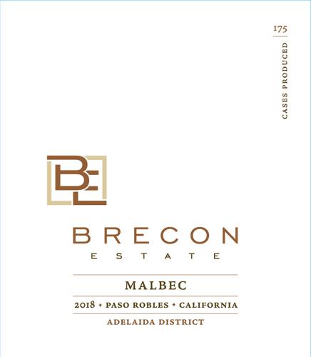 Brecon Estate 2018 Malbec (adelaida District) photo