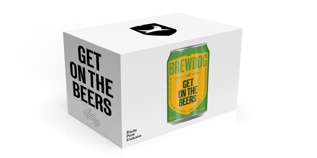 Brewdog Offers Investors Limited Six Packs photo