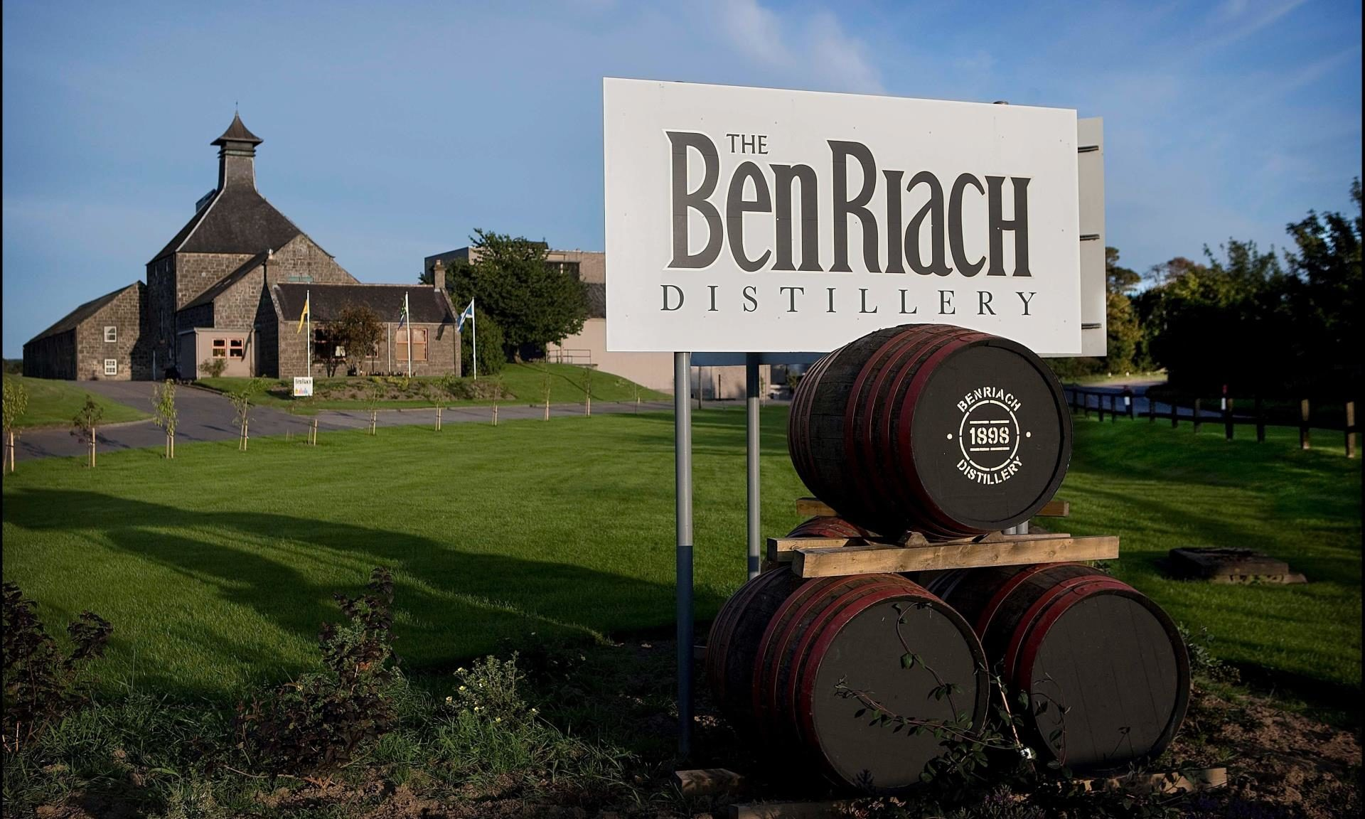 Amber Lights: Benriach's New Quartet Of Malt Expressions Produces A Fine Symphony Of Flavours photo