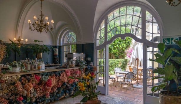 Casa Labia In Muizenberg Now Has Exquisite Hotel To Match Rich Italian Heritage photo