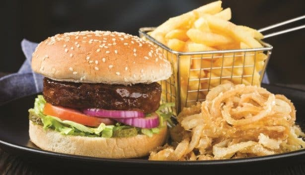 Spur Now Serves The Plant-based Beyond Burger + More Vegan Options photo