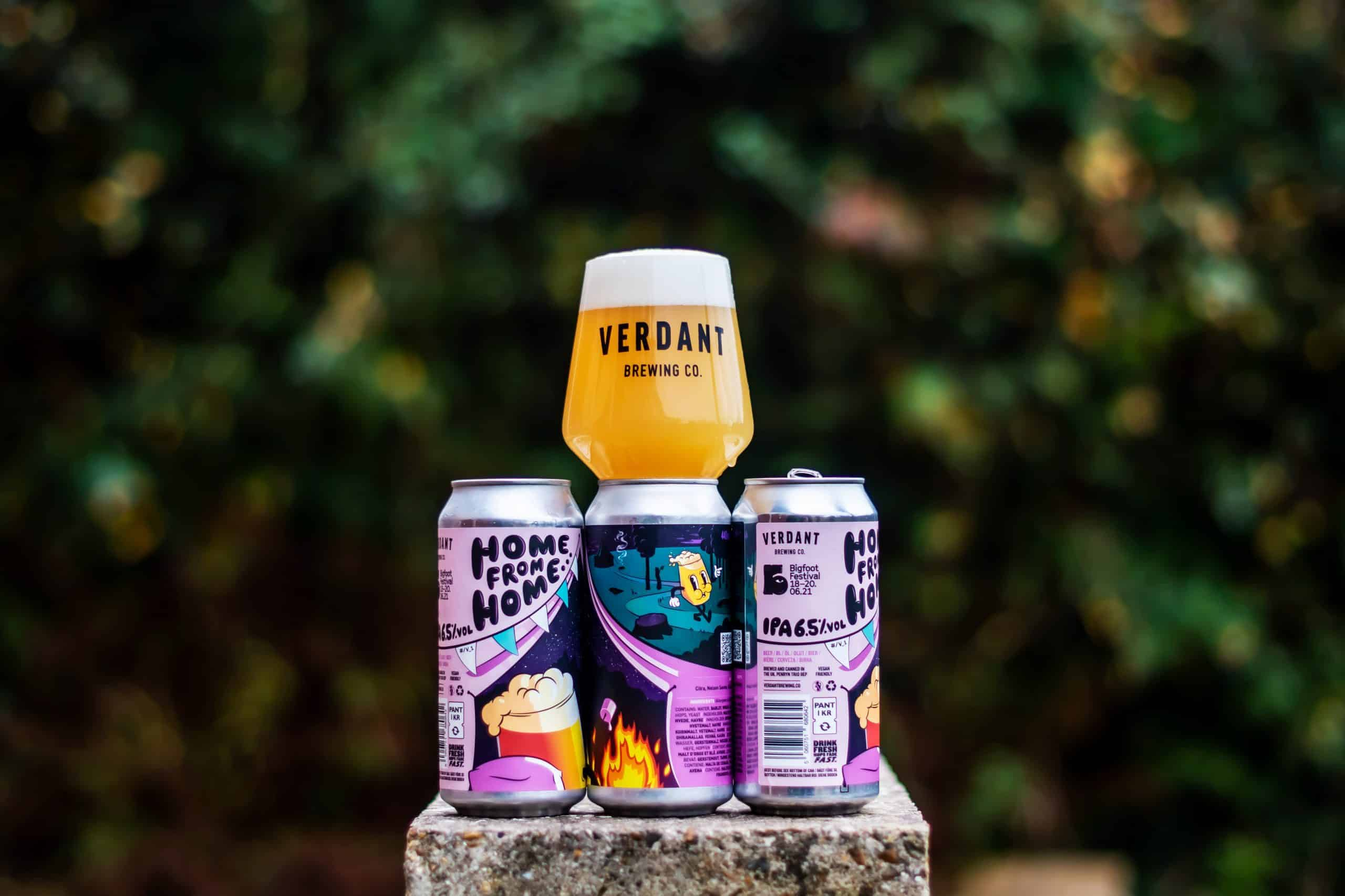 Verdant Brewing Co. Home From Home Ipa photo