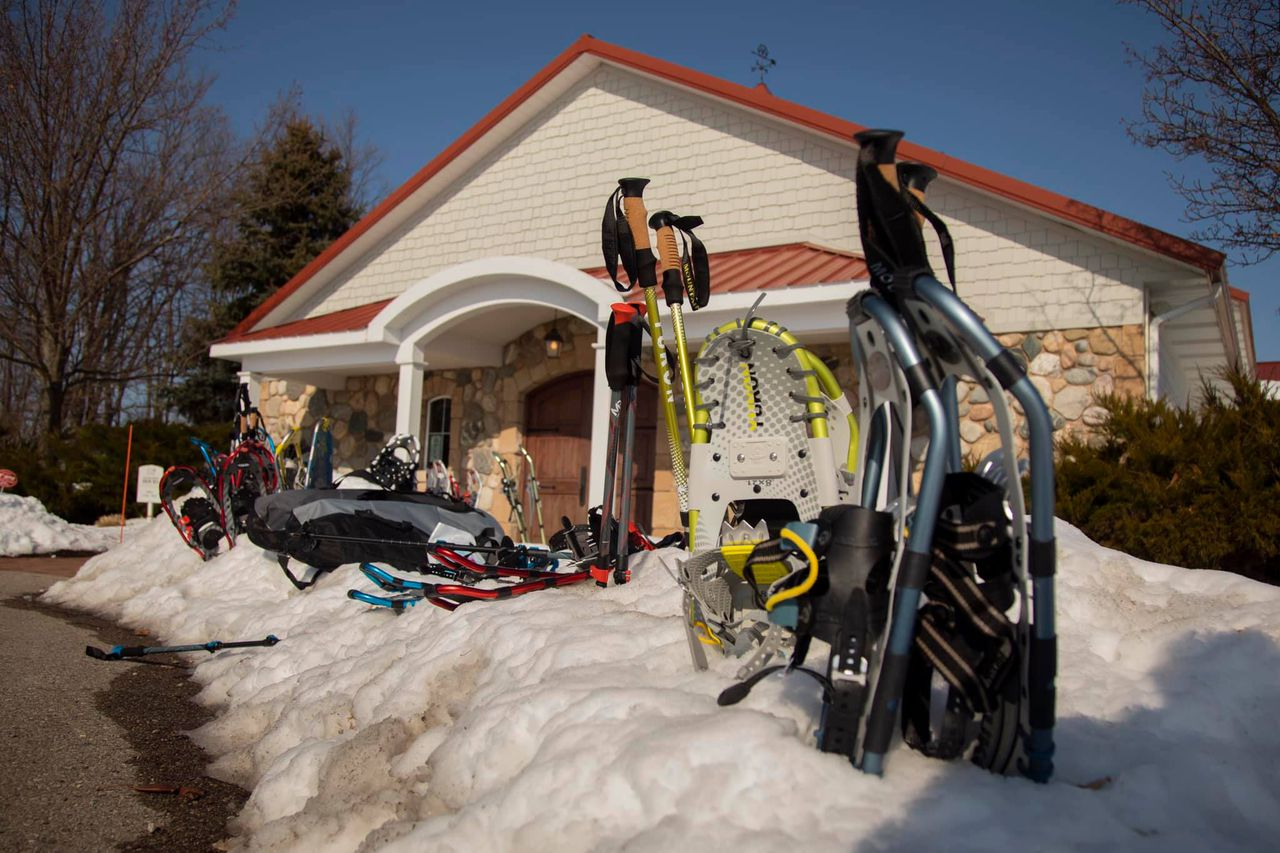 Snowshoe, Wine & Brew Events Feature 3 Popular Northern Michigan Stops photo