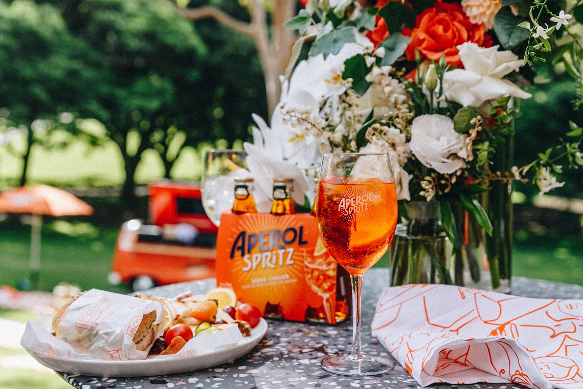 In Pictures: Aperol Spritz Ready To Serve Launch photo