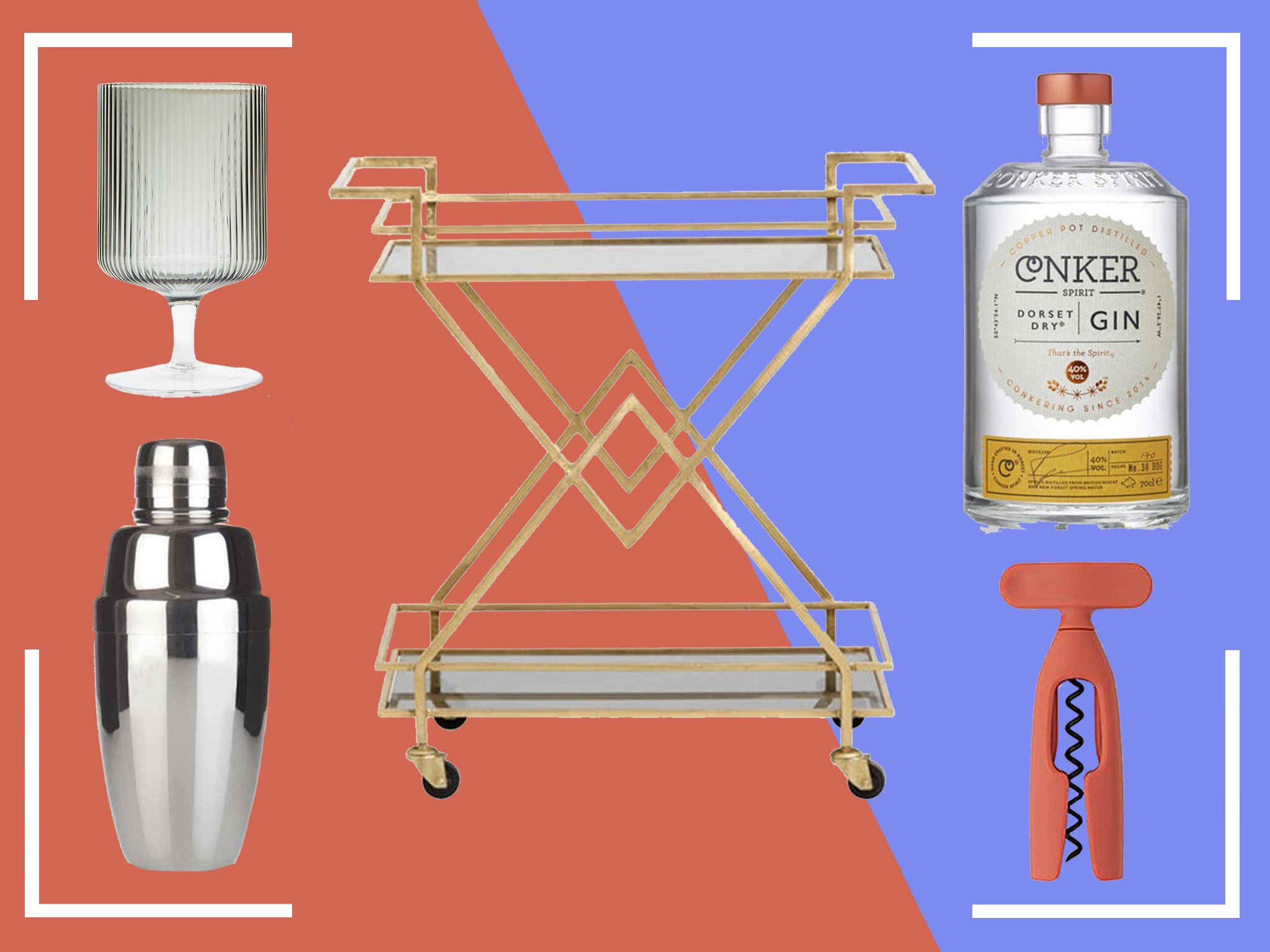 Everything You Need To Create The Ultimate Home Bar photo