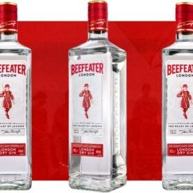 Beefeater Gin Embraces Sustainable Packaging photo