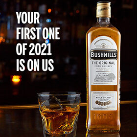 Bushmills Offers Us Drinkers Free Whiskey photo
