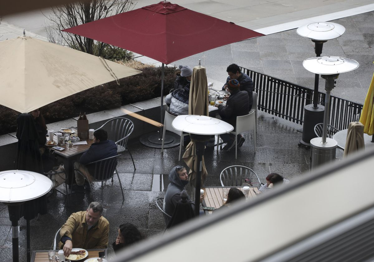 Restaurants Decry Uneven Playing Field Because Of Owners Who Flout Indoor Dining Ban photo