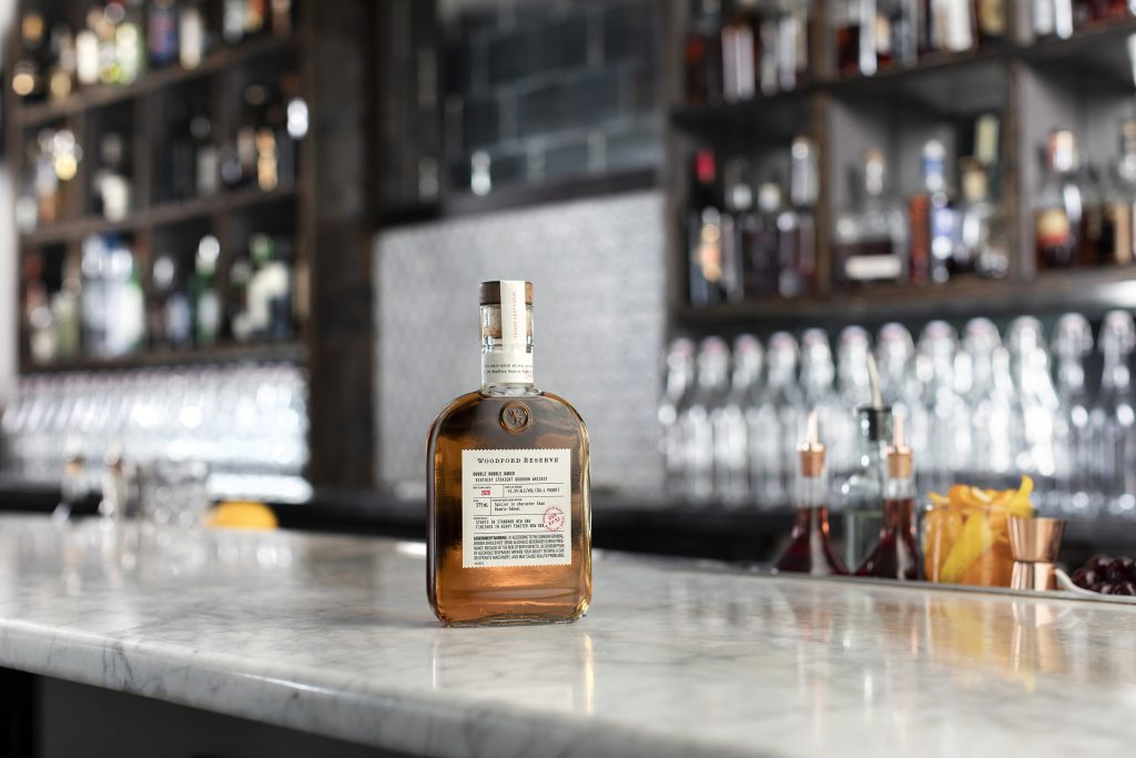A Fan Favorite Woodford Bourbon Is Back At The Distillery This Week photo