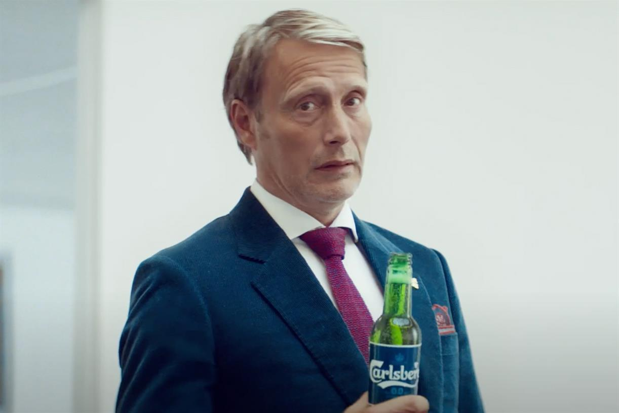 "Carlsberg ""carlsberg 0.0"" By Grey Europe photo"