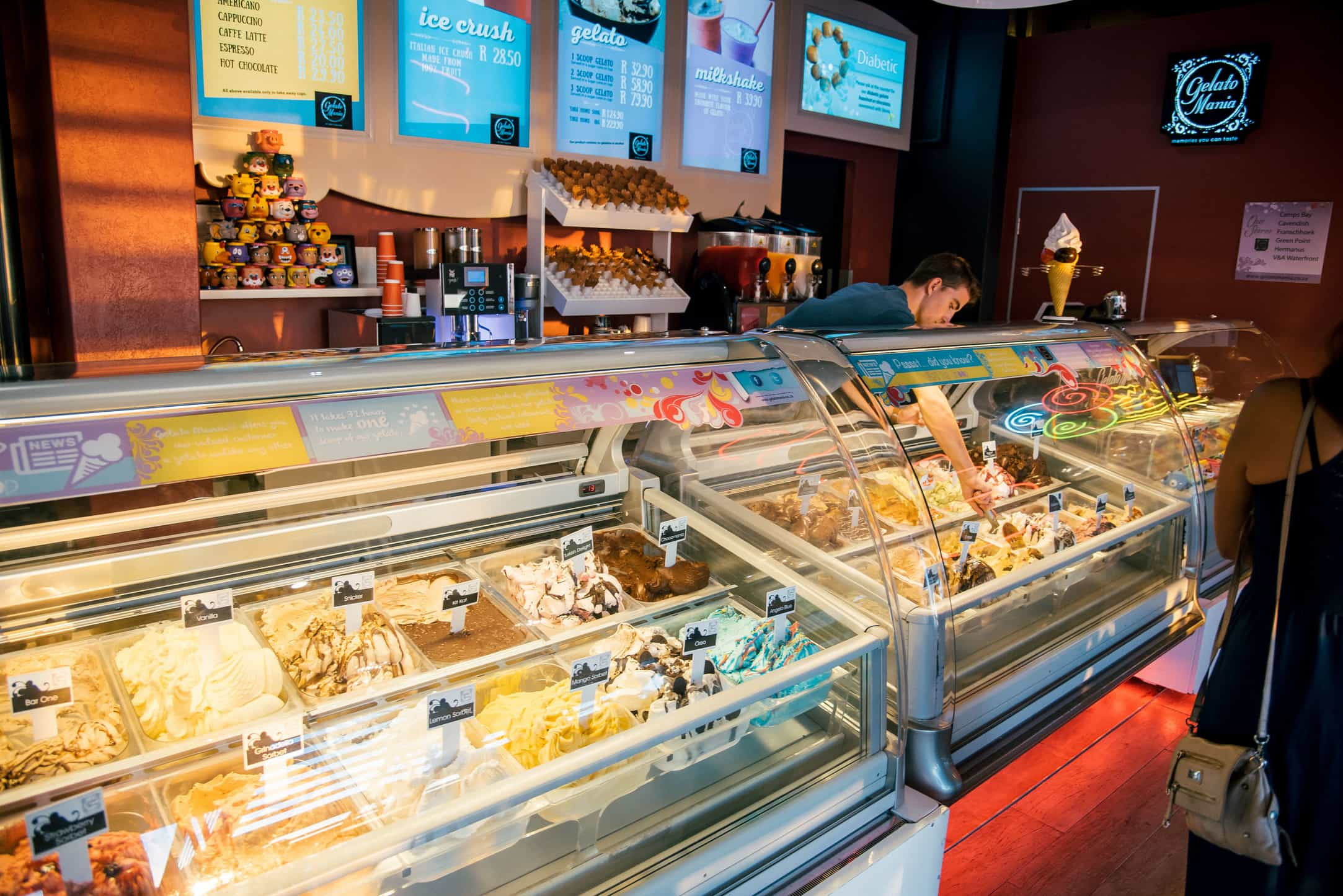 Ice Cream In Cape Town photo