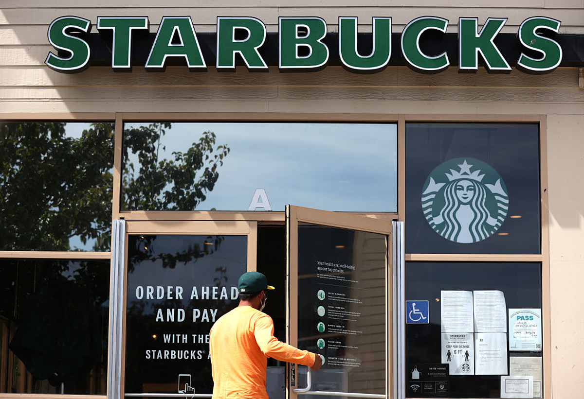 "Starbucks Announces A ""dominant Shift"" Towards Plant-based Items photo"