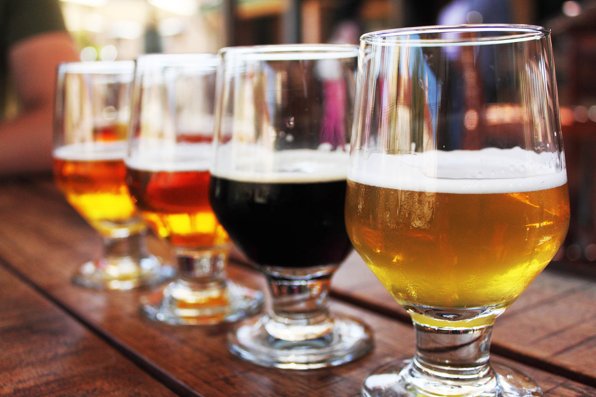 Stouts And Sours: How To Set Up A Vertical Tasting Of Your Favorite Ageworthy Beer photo