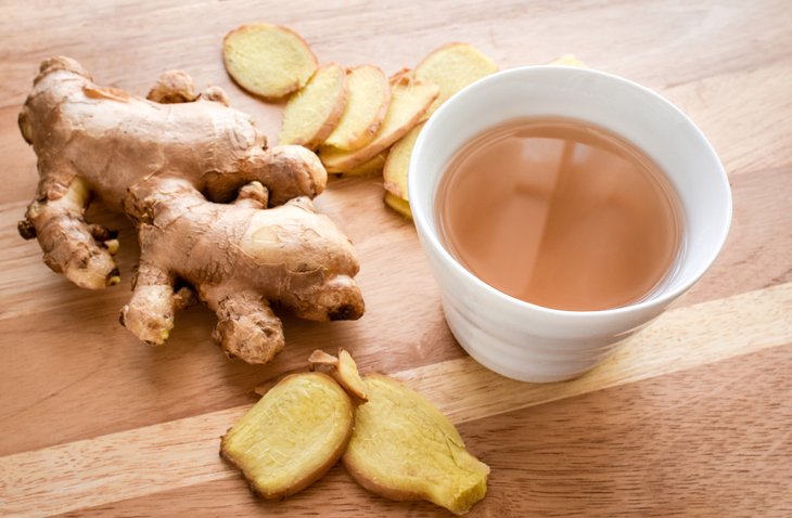 Replace Your Morning Cuppa With Ginger Tea And Feel The Difference photo
