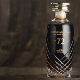 Gordon & Macphail Bottles 72yo Glen Grant Scotch photo