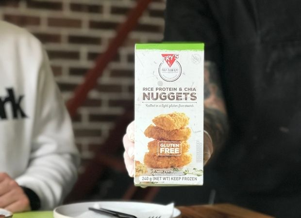 Watch: The Kind Kitchen, Fry's Edition photo