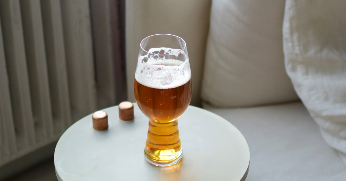 This Glass Is The Best Way To Drink Ipas photo