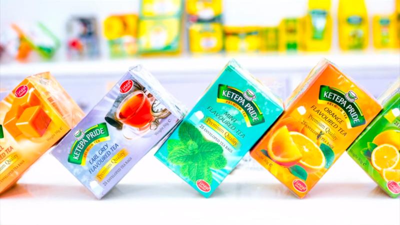 Antioxidant-rich Kenyan Tea, Ketepa Pride Makes A Big Splash In South Africa photo