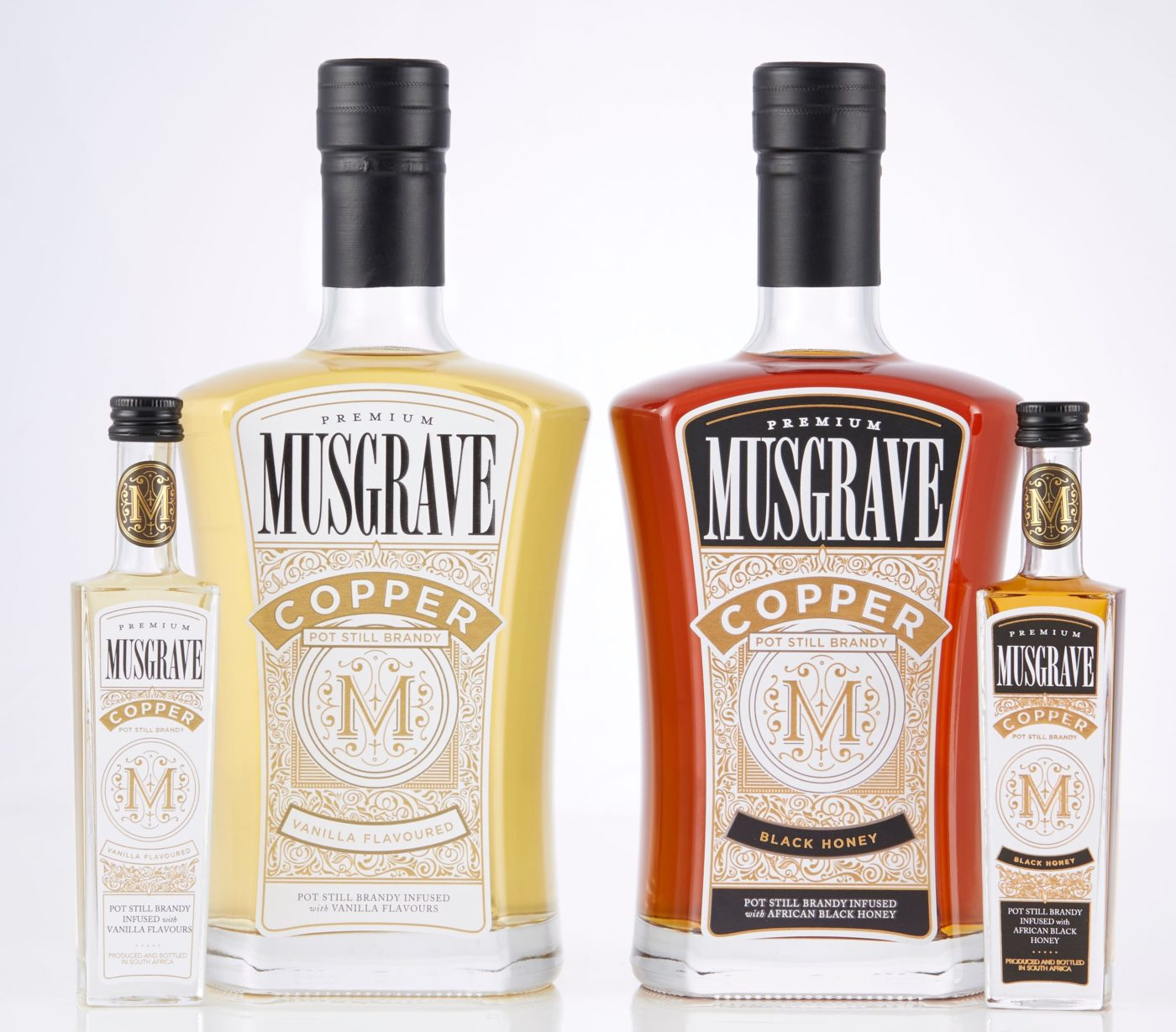 Musgrave Copper Brandy photo