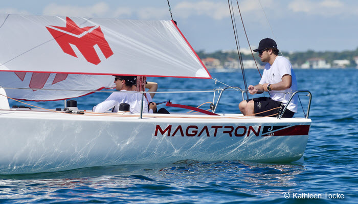 2020-21 Bacardi Winter Series #2 >> Scuttlebutt Sailing News photo