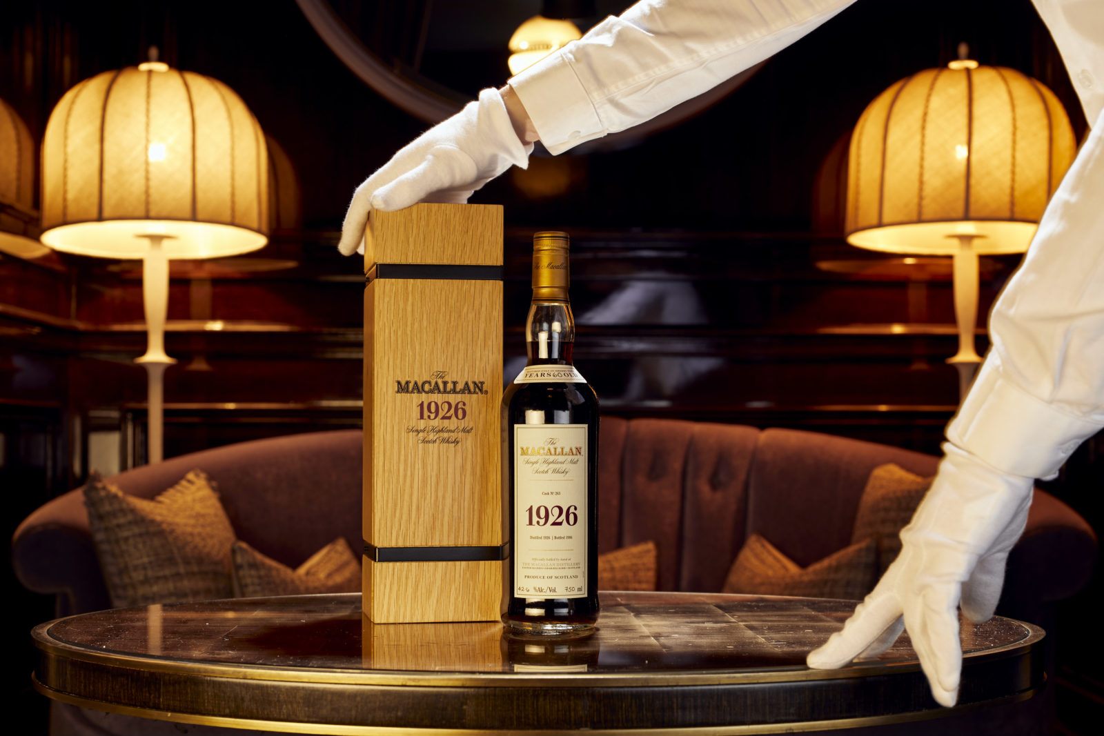 'world's Most Expensive Whisky' Set To Break Records As It Goes Up For Auction photo