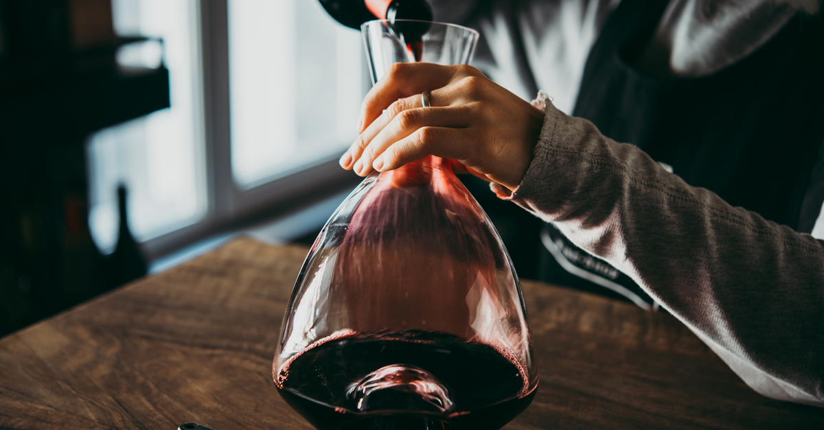 Why You Can't Go Another Day Without These Decanter Cleaning Beads photo