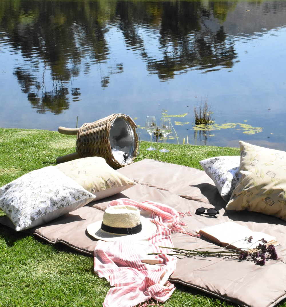 Celebrate Love With A Valentine's Day Lunch Or Picnic At Jordan Wine Estate photo