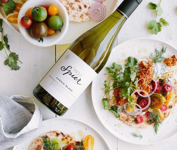 Recipe: Fish Tikka Masala Tacos From Spier photo