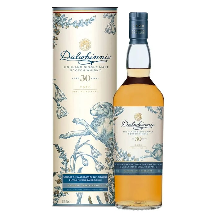 Whisky Review: Rare By Nature 2020 Special Release Dalwhinnie 30 Year photo