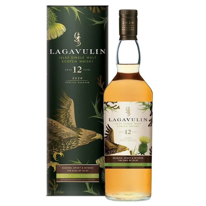 Whisky Review: Rare By Nature 2020 Special Release Lagavulin 12 Year photo