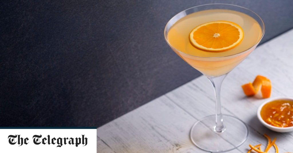 Cointreau Was Last Year's Lockdown Liqueur Of Choice, So What Will It Be This Time? photo