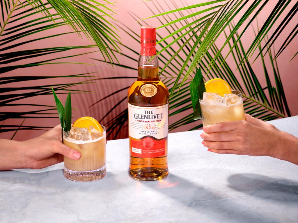 The Glenlivet Whisky Cocktails For Burns Night photo