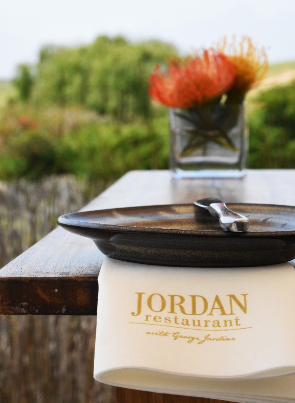 The Jordan Restaurant with Chef George Jardine Offers Estate Dining At Its Finest photo