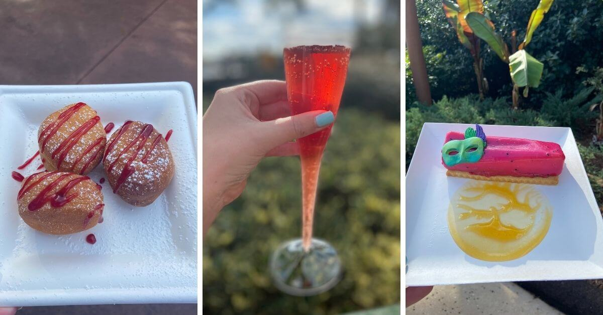 Honest Review: Must-try Food And Drink Items At Epcot Festival Of The Arts photo
