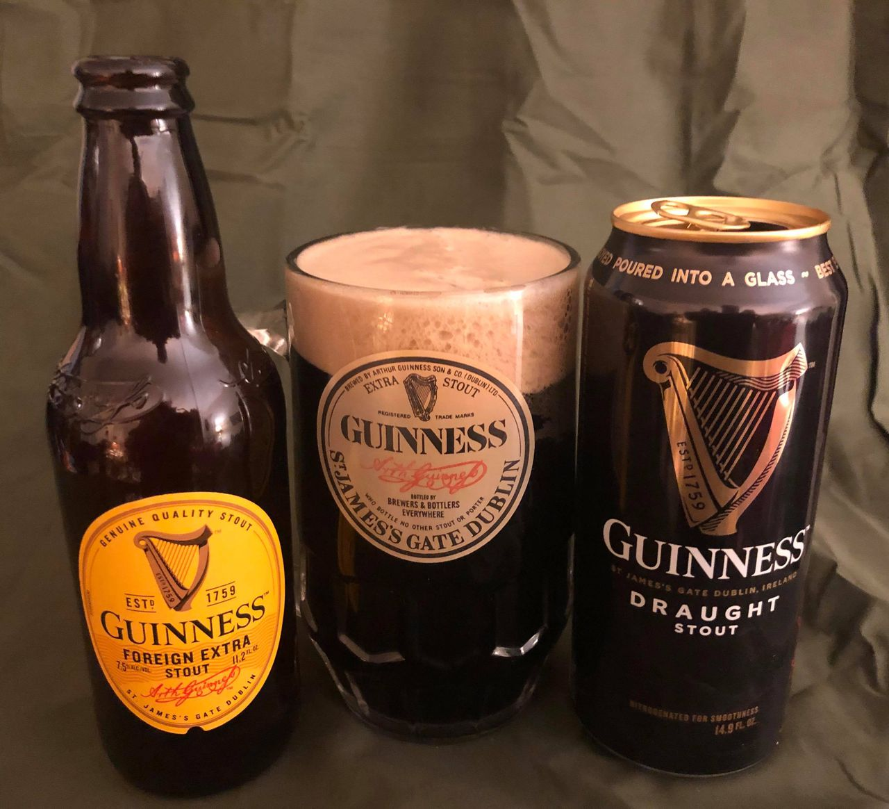 Creating A Guinness Blend That Recaptures Familiar Taste photo