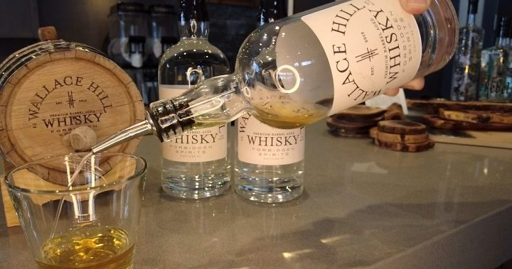 Okanagan Distillery Selling Single-malt Whisky By The Barrel photo