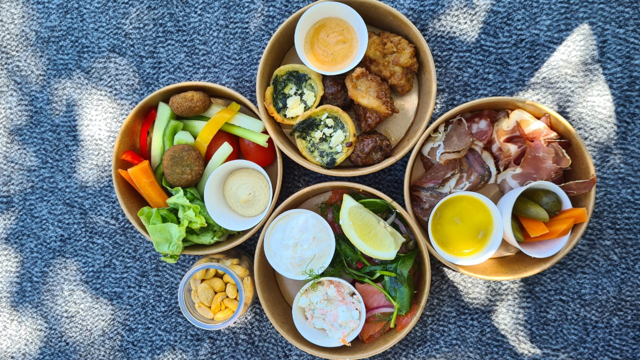 Up Your Picnic Game At Belmond Mount Nelson photo