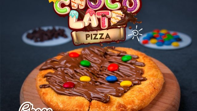 Step Into The New Year With Dominos Pizza's Newest Chocolate Delight photo