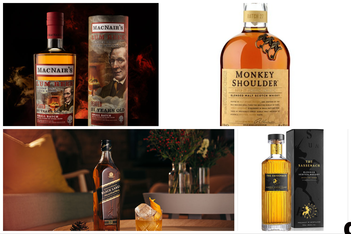 9 Blended And Grain Whiskies To Try This Burns Night photo