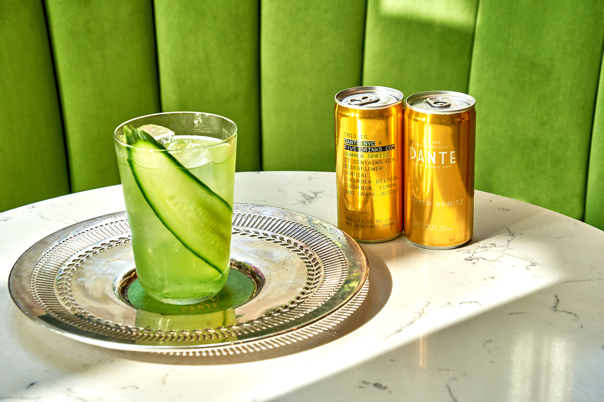 The Best Cocktail You Have Ever Tasted Is In A Can! photo