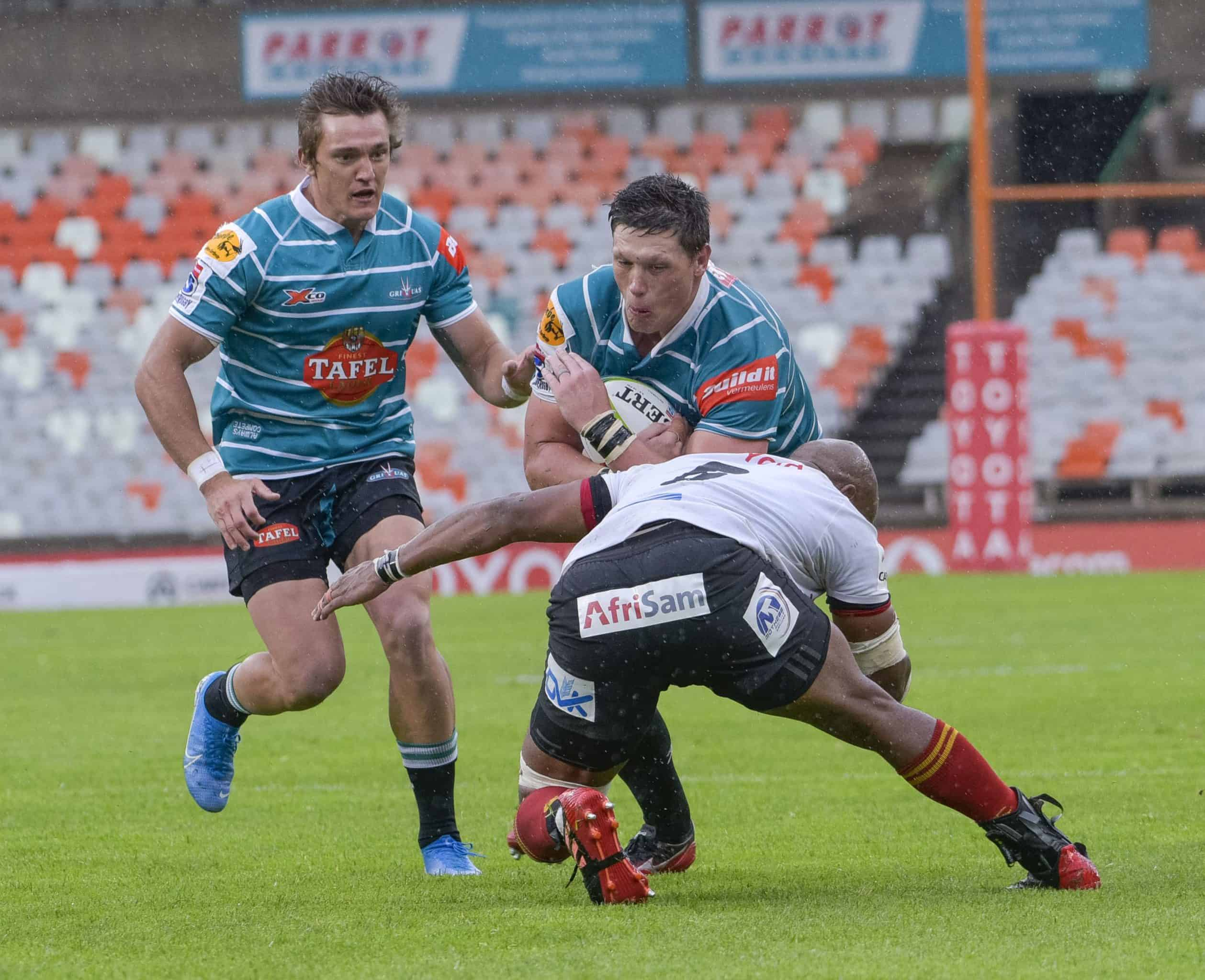Cheetahs And Griquas Ring Changes For Final Currie Cup Match photo
