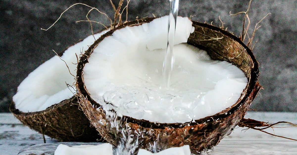 Could Coconut Water Be The Cocktail Ingredient You're Sleeping On? photo